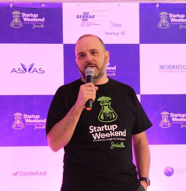 Inovação e Empreendedorismo na Computação: o papel dos eventos de Startups (entrevista com Marcio Jacson Dos Santos)