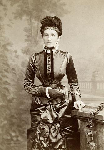 Anne Blunt – 2ª filha de Ada Lovelace