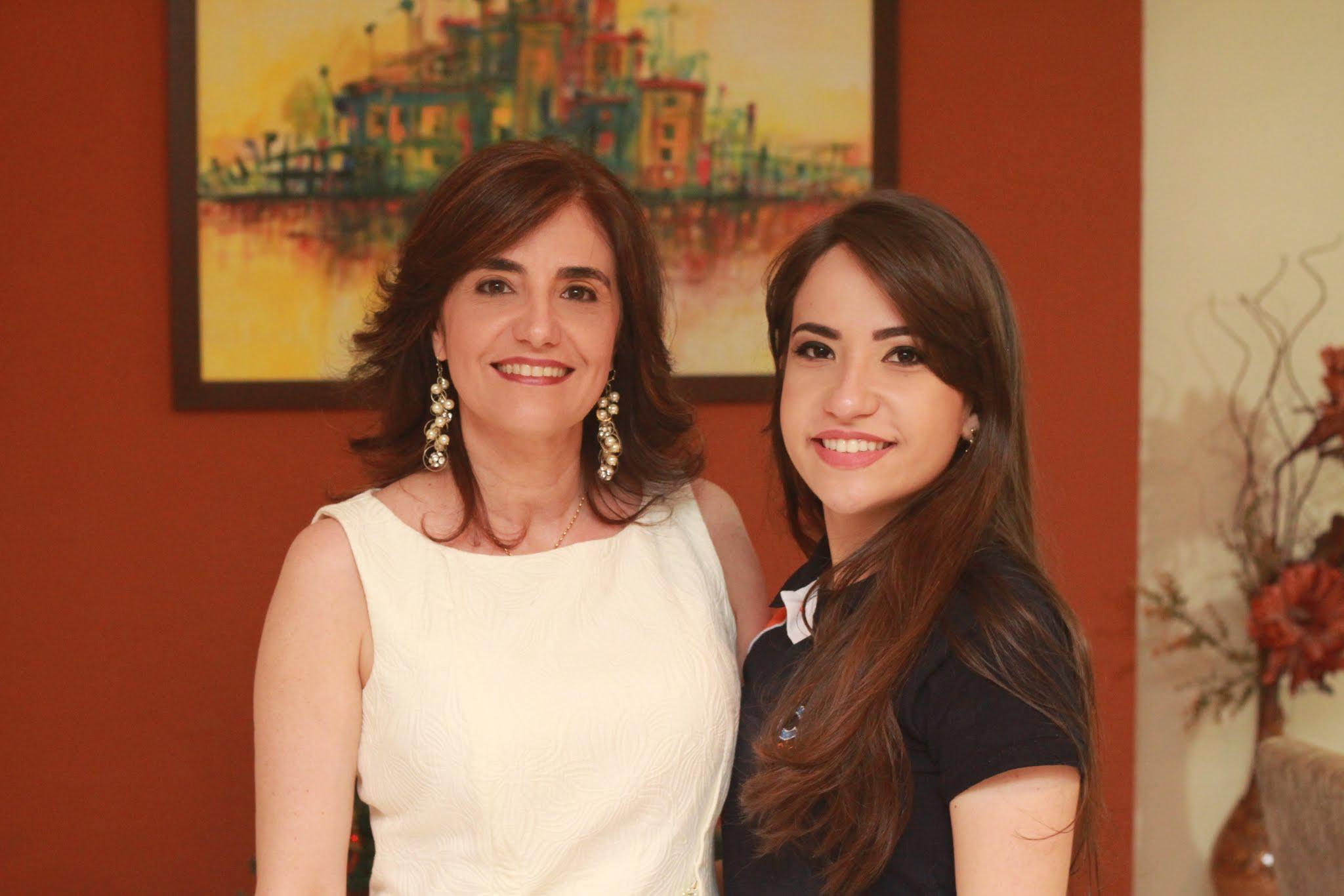 Thais Batista e Cristina