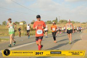 Comrades Marathon - África do Sul (2017)