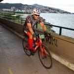 Volta à Ilha de Bike em Florianópolis (2017)