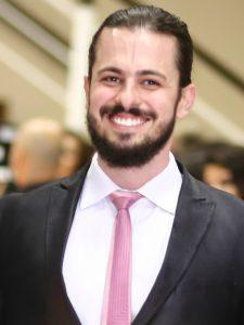 André Grahl Pereira - UFRGS- 2º lugar Concurso de Teses de Doutorado