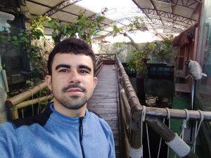 Antonio Junior Carvalho da UFPI - Equipe Jardinheiro Inteligente