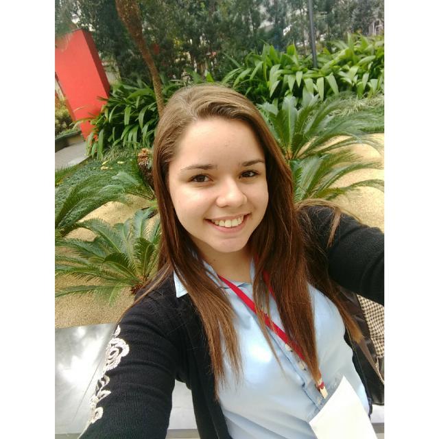 Rhayane Monteiro da IFCE (Aracati) – Equipe Dona
