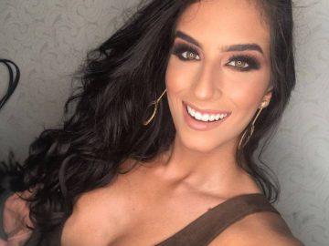 Thais Justi de Toledo - Segundo lugar no concurso de Miss Cuiabá - 2018