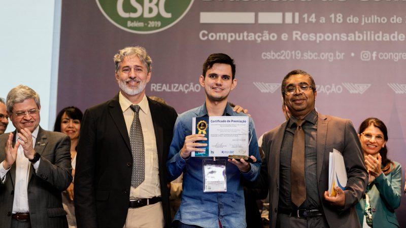 """Projeto """"Destino Sustentável: Reciclar para recriar o futuro"""" da Universidade Federal do Pará  conquista o 1º lugar no concurso Selo Inovação da SBC"""