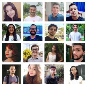 Figure 2: Integrantes da equipe responsável pelo projeto Destino Sustentável.