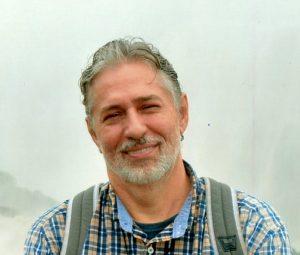 Foto do Prof. Macedo