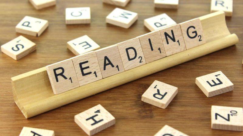 Então, o que você está lendo?
