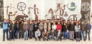 Foto de integrantes do C3SL