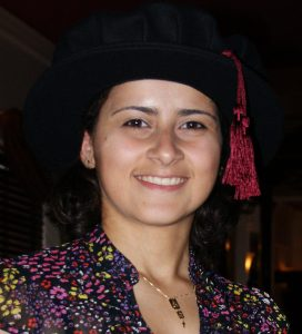 Dr Marjory Da Costa-Abreu