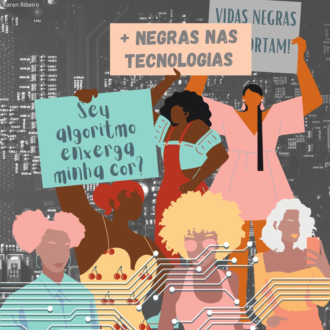 Uma conversa séria sobre Mulheres Negras na Computação e tecnologias