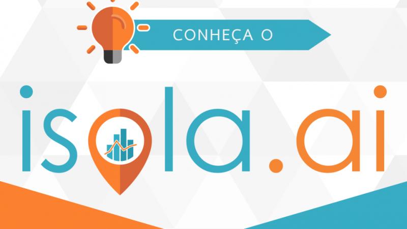 Iniciativa isola.ai: uma ação colaborativa para o monitoramento do isolamento social