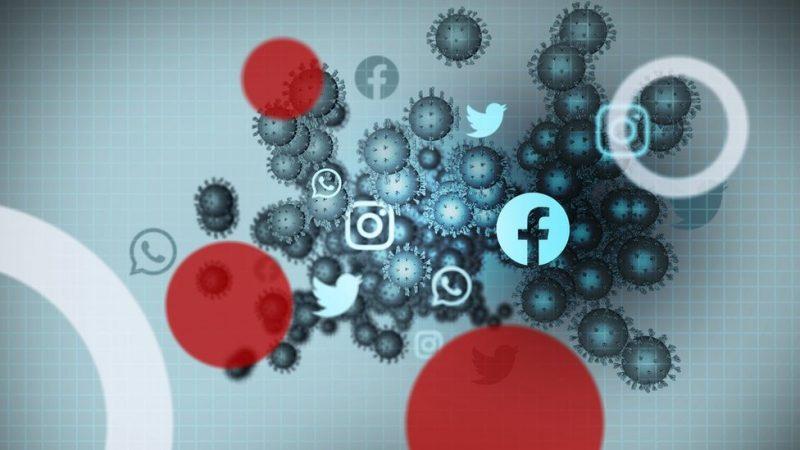 Memes, viralização e redes sociais: dinâmicas metafóricas