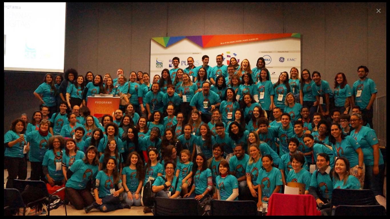Programa Meninas Digitais: trajetória, parcerias e desafios