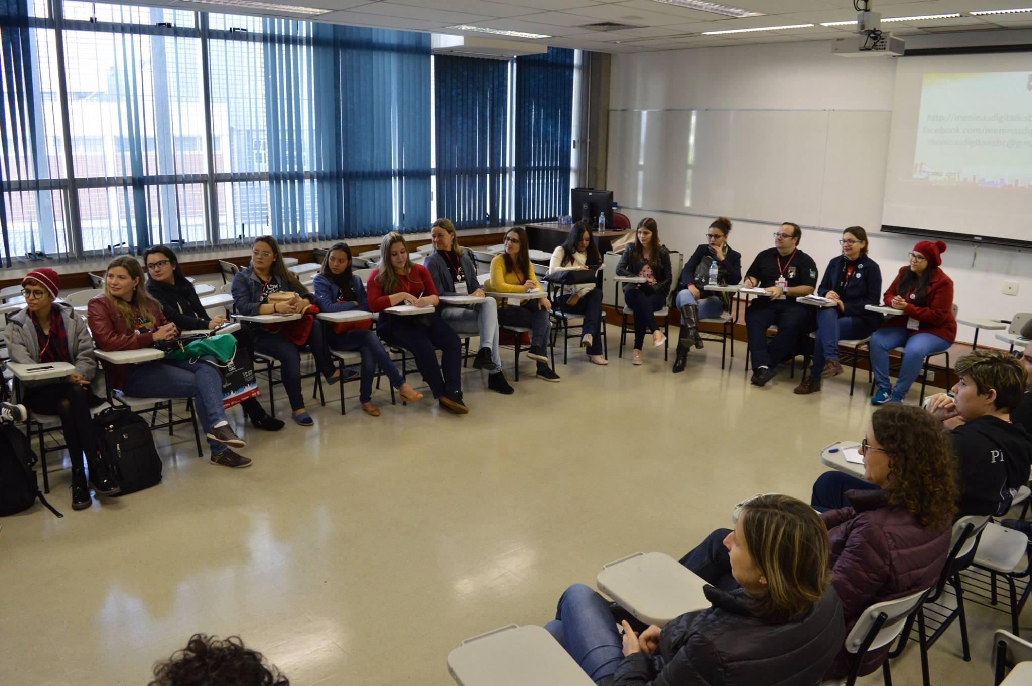 Reunião Estratégica do Programa Meninas Digitais