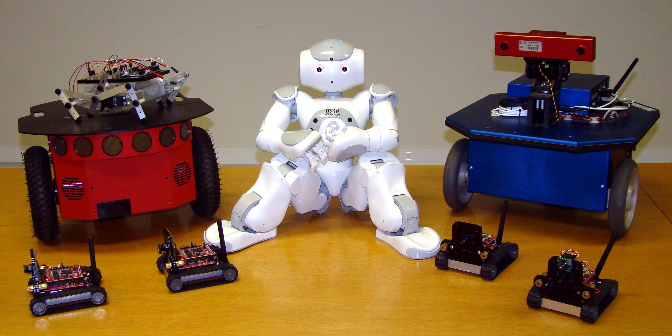 Eu, você, a Robótica e a SBC