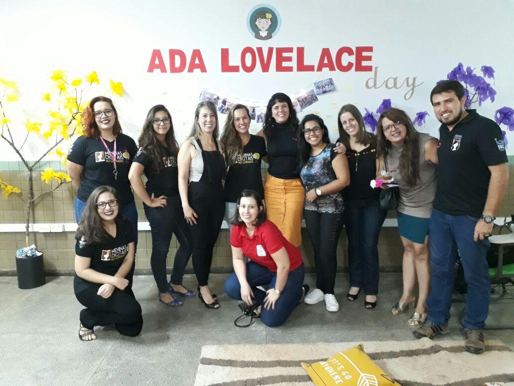 Meninas Digitais e o Ada Lovelace Day