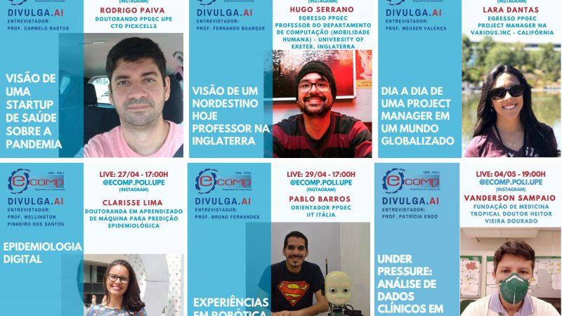 Universidade em Ação: combatendo a pandemia no PPGEC-UPE