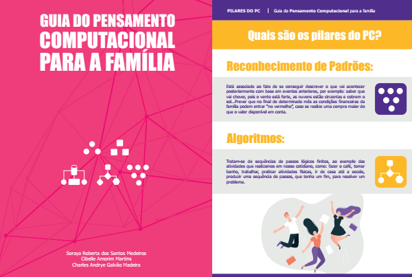 Conheça o Guia do Pensamento Computacional para a Família – Entrevista com Soraya Roberta