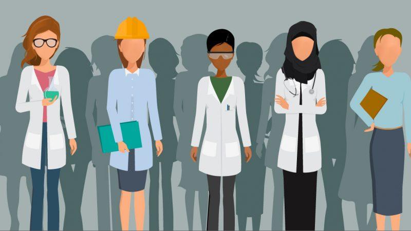 O papel feminino na principal sociedade acadêmica na área de Redes Neurais